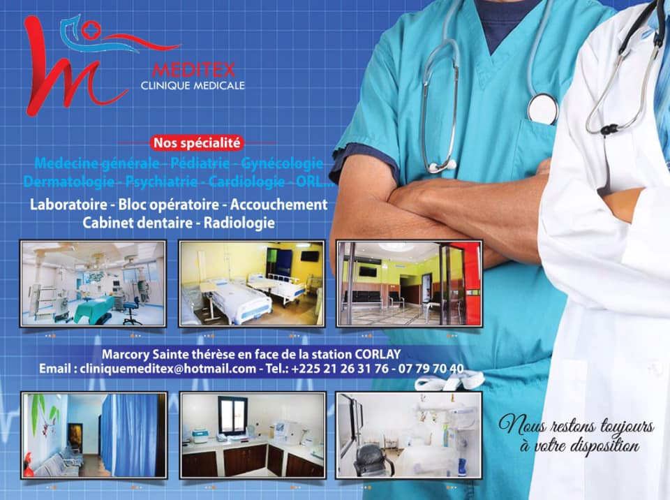 Clinique Médicale Meditex