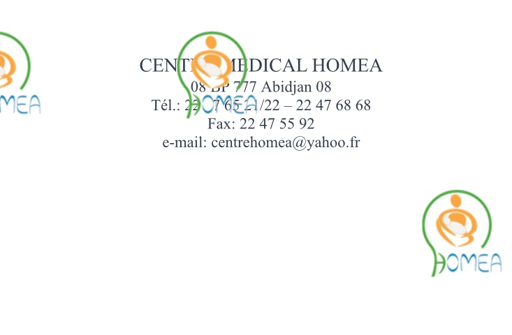 CLINIQUE MEDICALE HOMEA