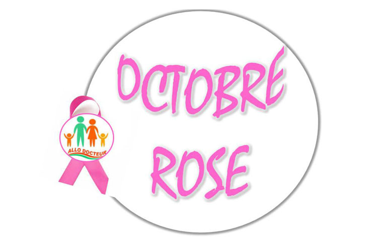 Ensemble luttons contre le cancer du sein:  Femme fait toi dépister